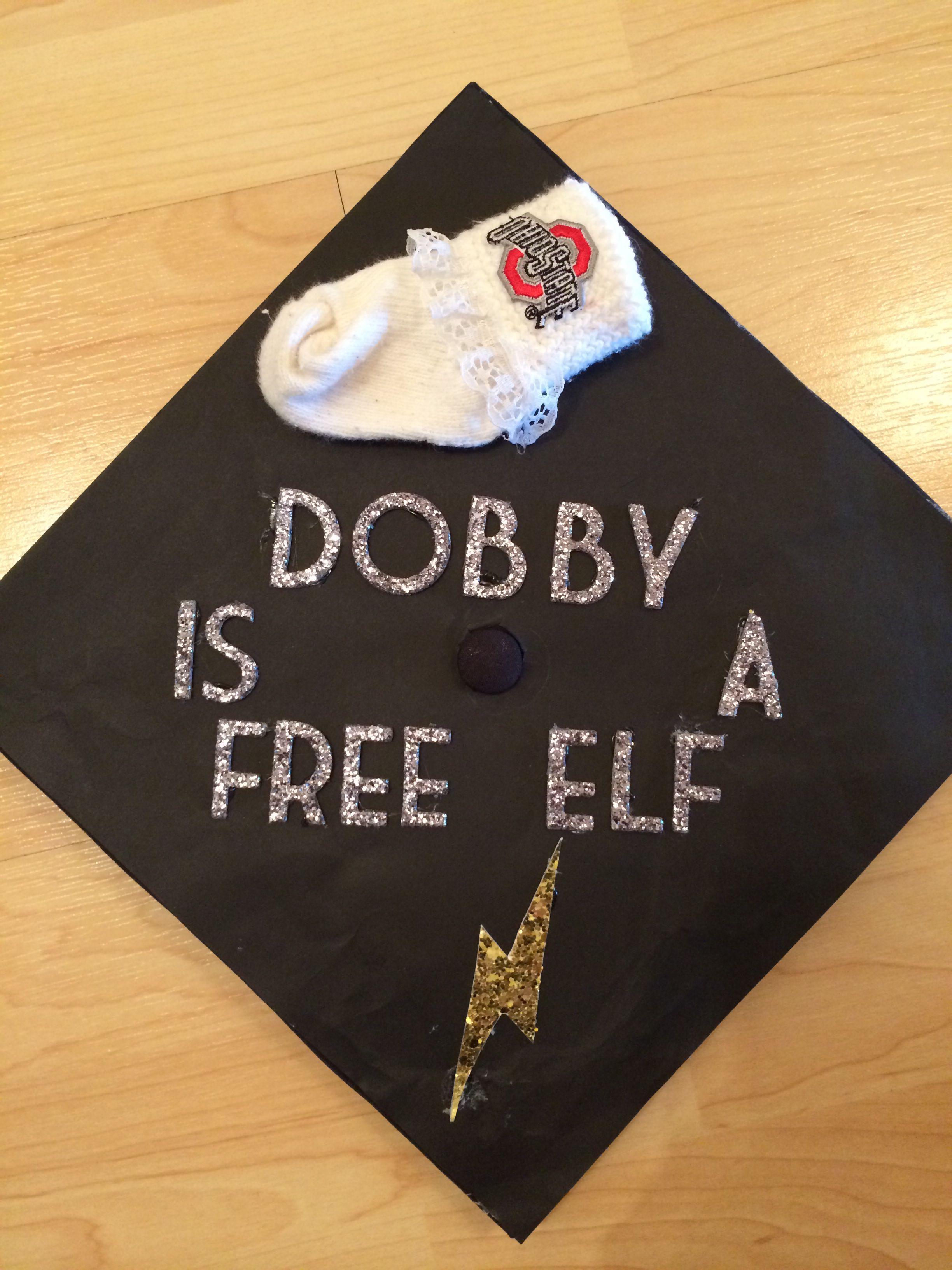 Harry Potter graduation cap for English majors!! # ...