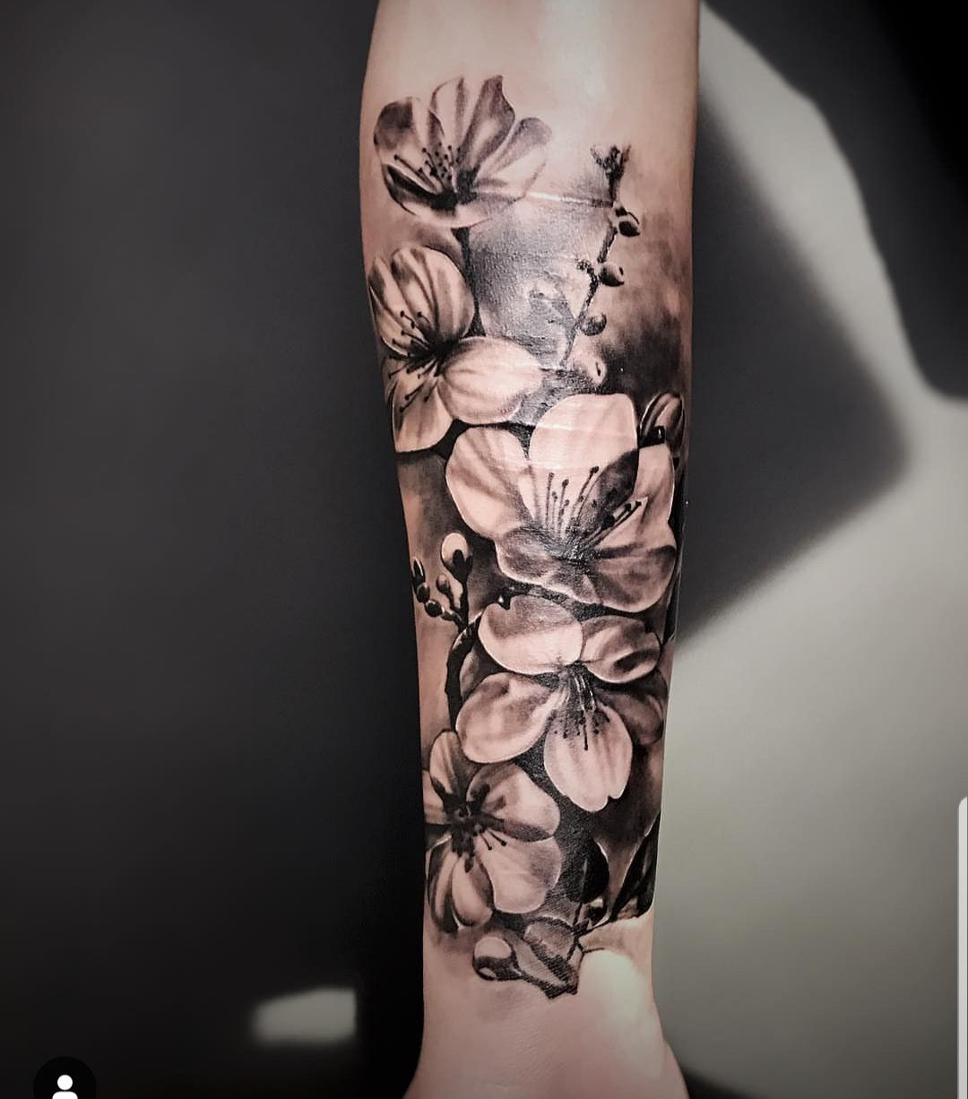 Pin by Chelsea Carter on Tat, tat, tatted up Anemone