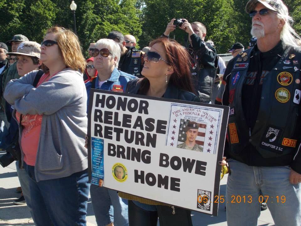 Honor Release Return Washington Dc Lincoln Memorial Army Sergeant Paktika Prisoners Of War