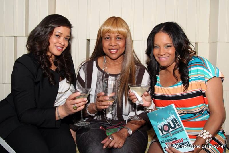 Angela Of Kiss Dallas Lynne Haze Of 107 5 And Leisa Of Diva Of
