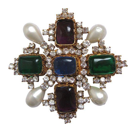 \u0027Faubourg Saint Germain\u0027, des bijoux vintage en ligne