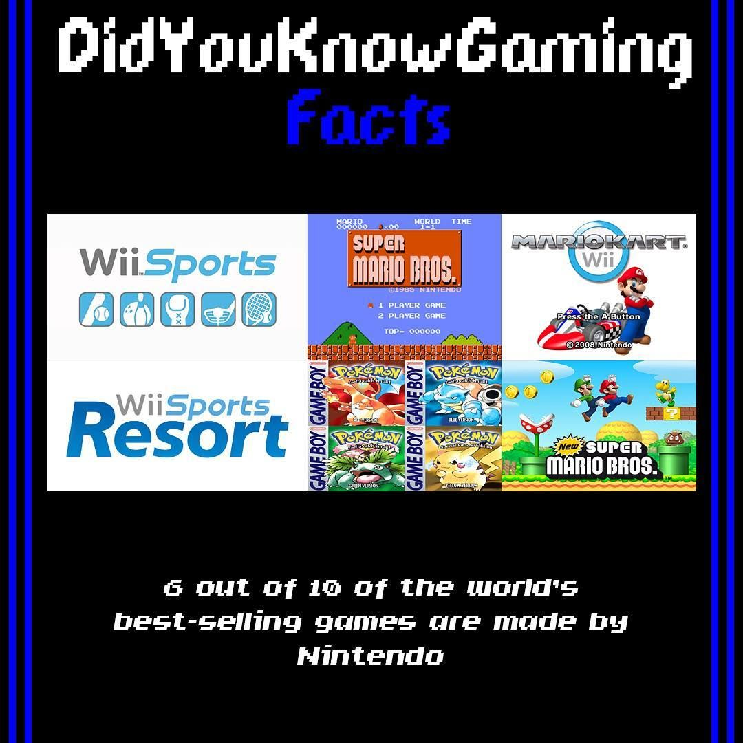 They are Wii Sports, Super Mario Bros, MarioKart Wii, Wii