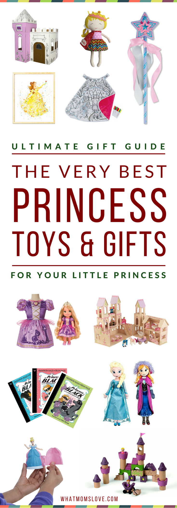 Gift Guide The Best Princess Themed Gifts For Your Little