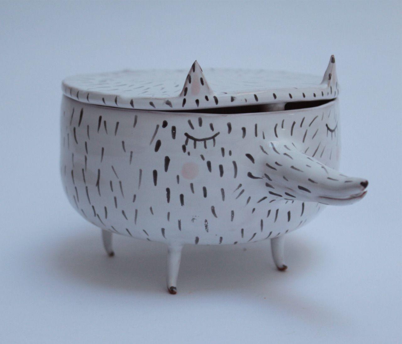 Handmade pottery by Marta Turowska