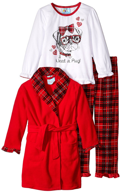 7a25e95fdf82 Amazon.com  Bunz Kidz Little Girls  I Need A Pug