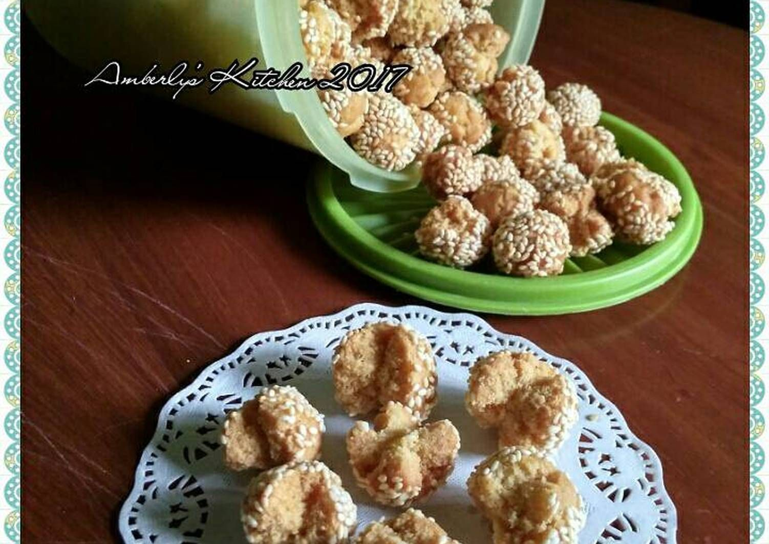 Resep Mini Onde Ketawa Oleh Amberly S Kitchen Resep Makanan Dan Minuman Makanan Anjing Makanan Penutup