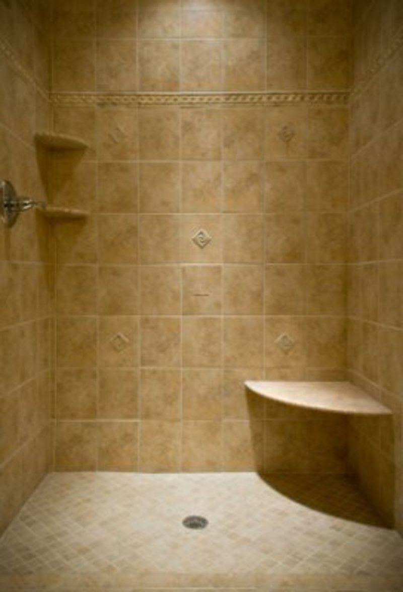 Tile Decoration Shower Designs  Tile Decoration Also Minimalist Drain For