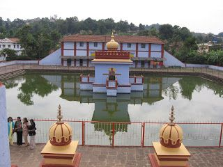Indian Columbus: Omkareshwara Temple - Coorg - Photographs