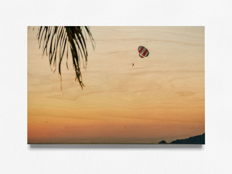 Sky Print, Sky Photography, Sunset Print, Wood Wall Art, Wood Art ...