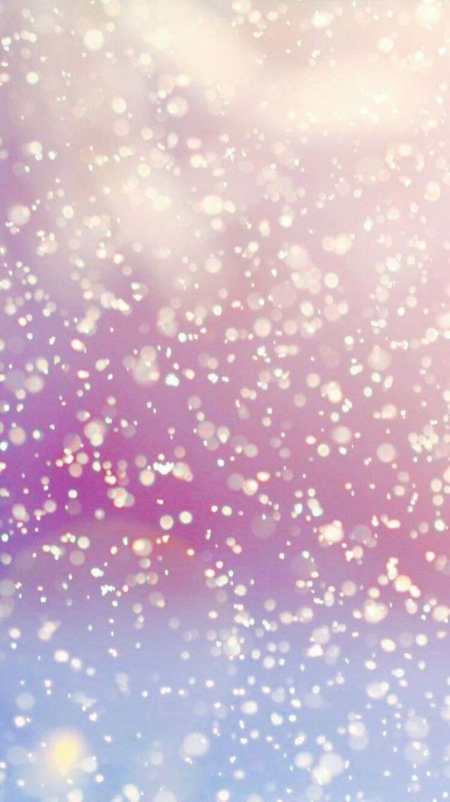 Snow Falling Wallpaper For Ipad Purple Teal Bokeh Iphone Wallpapers Christmas