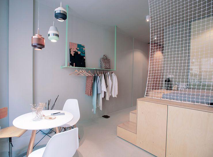 Une chambre avec estrade pour optimiser une petite surface | Lits ...