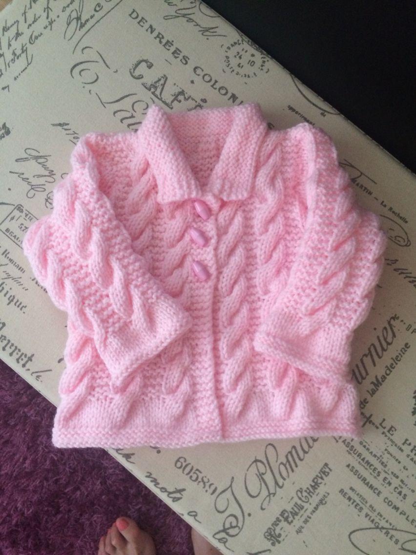 Pin de Wendy Gomm en knits   Pinterest   Ropita de bebe, Sacos y Bebe