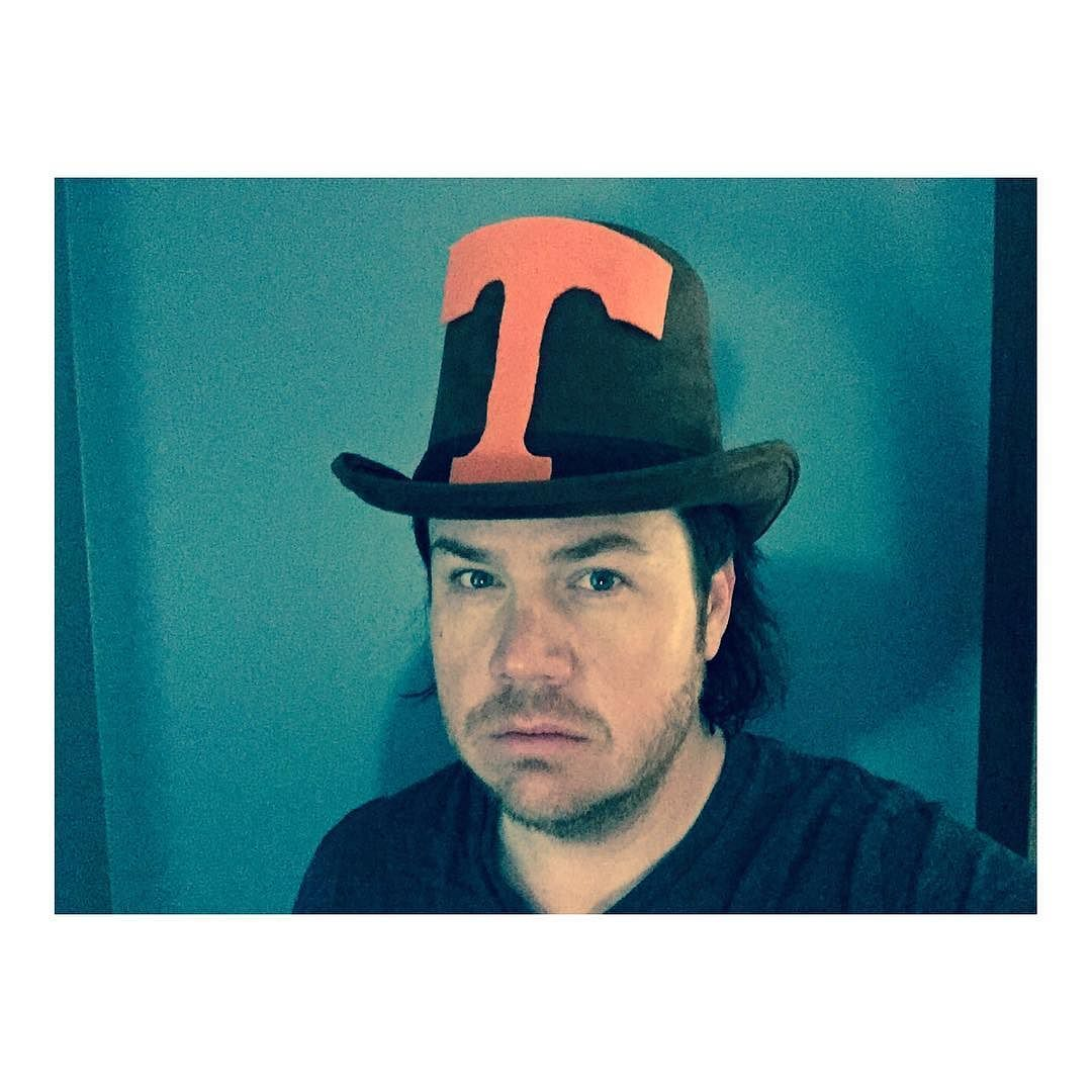Posted by Josh McDermitt (Eugene Porter)  Tennessee Top Hat till I die #TWD #TheWalkingDead #JoshMcDermitt April 25 2016 at 10:18AM