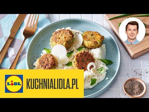 Wege Kotleciki O Obnizonej Zawartosci Soli Karol Okrasa Kuchnia Lidla Youtube Food Eat Rice