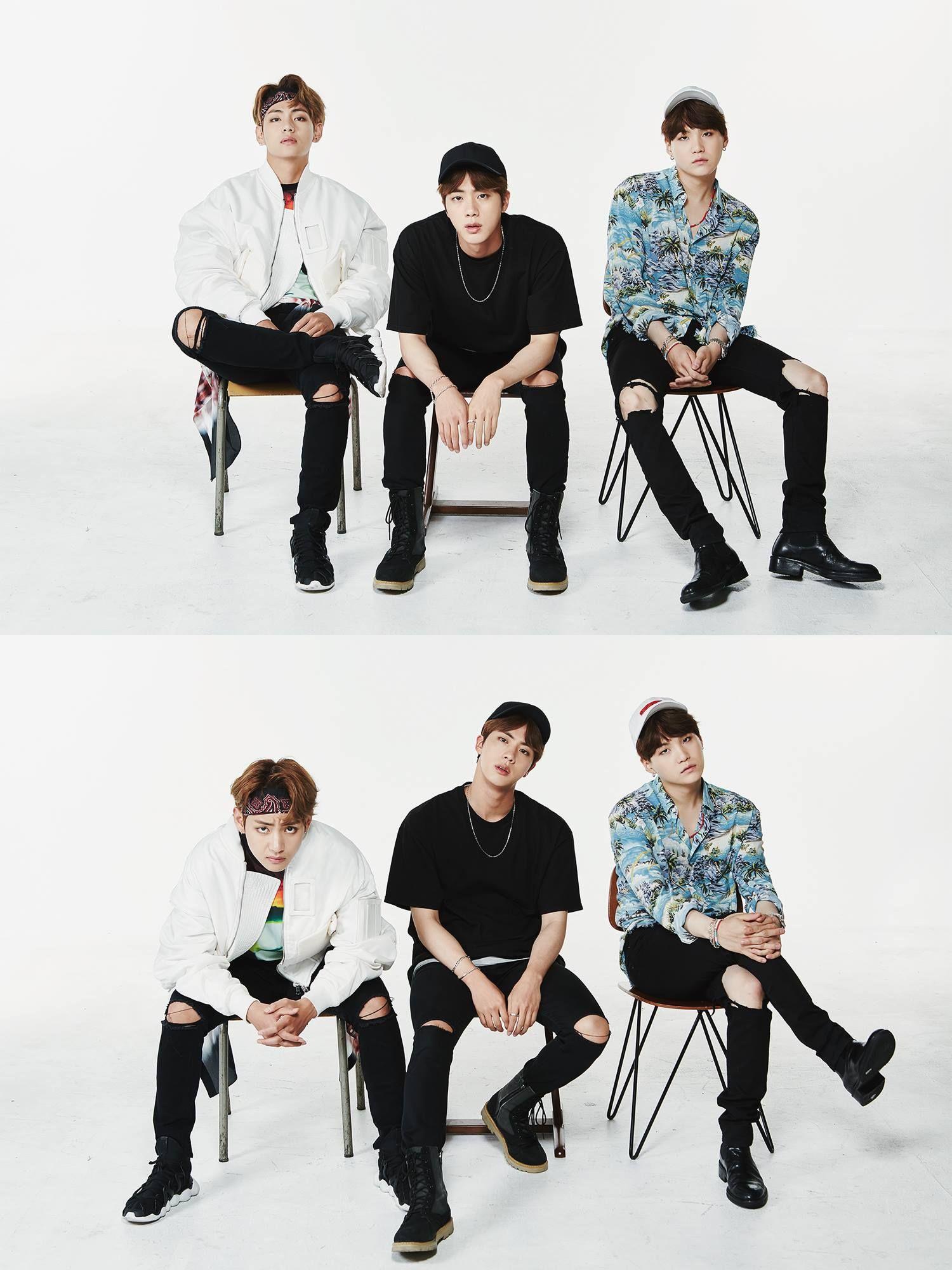 "BTS ""2017 BTS FESTA"" #familyphotooutfits"