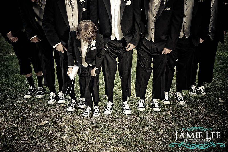 Cute idea for groomsmen shoes | Timeless Weddings Company | Grooms ...
