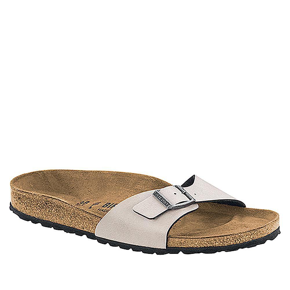 b13b7846e201e Birkenstock Madrid One-Strap Comfort Sandal - Red