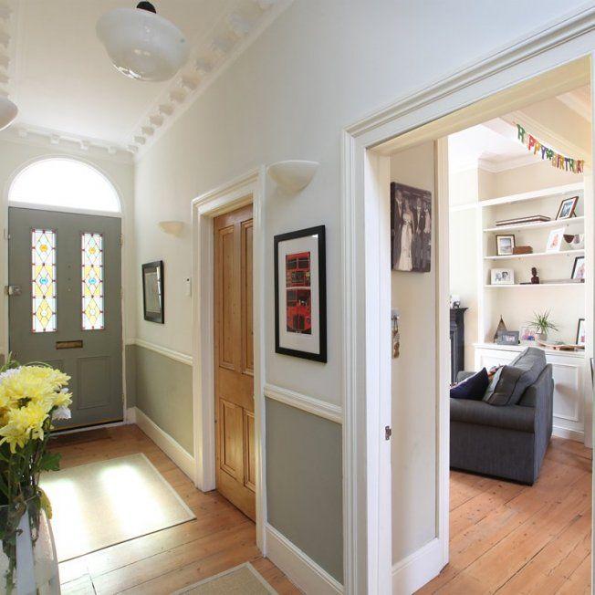 Victorian Hallway On Pinterest: Foyer, Hallways,mud Rooms, Stairs