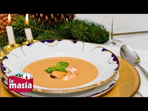 Crema De Marisco Crema De Marisco Mariscos Recetas De Comida