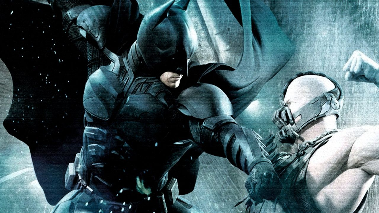 Hd Movie Wallpapers Batman Bane Fight 2012 Hd Wallpapers Movies