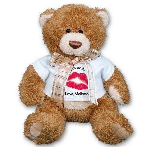 Personalized Big Kiss Teddy Bear 11 Teddy Bear Collection Teddy Bear Teddy