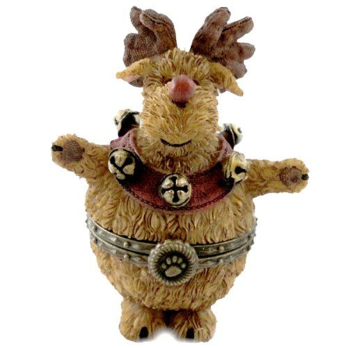 Boyds Bears Resin RUDY PLUMP N WADDLE 4014772 Christmas Treasure Box Rudolph New BOYDS BEARS RESIN http://www.amazon.com/dp/B00CVGCF0E/ref=cm_sw_r_pi_dp_CqJBwb1ZR7BAY