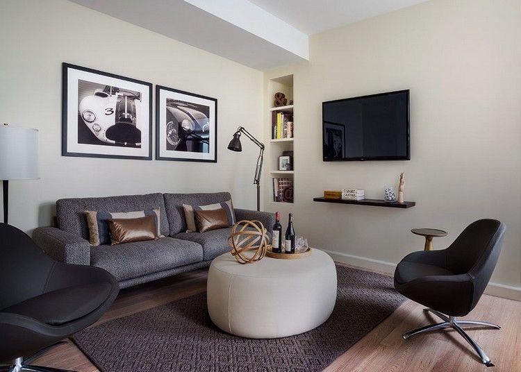 Wohnzimmer Trends 2016 Mit Stil Wohnt Man Heute Home Pinterest