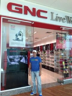 Abouttime Is Entering Gnc Stores In Brazil Gnc Protein Supplements