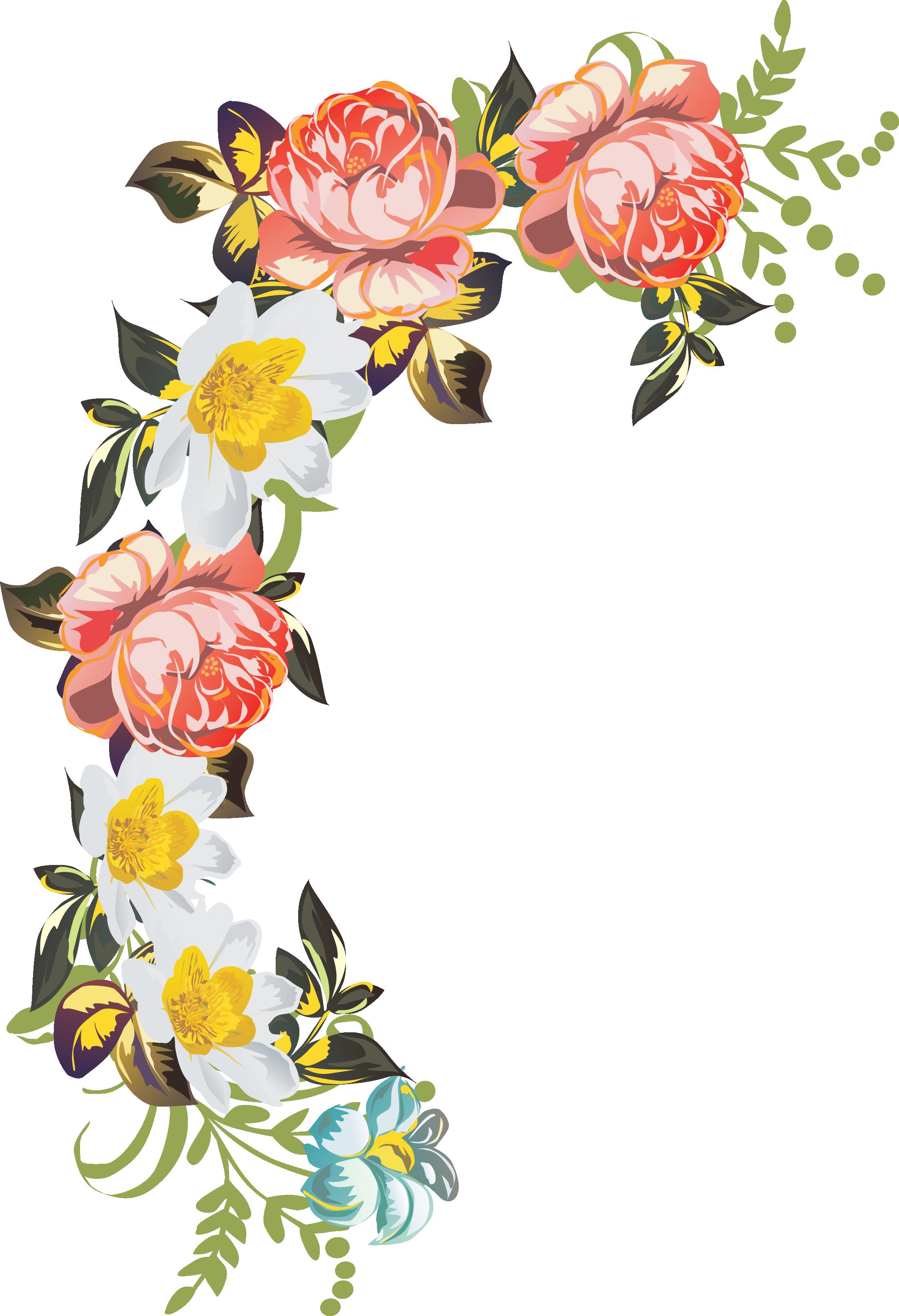 beautiful flowers my decoupage design pinterest