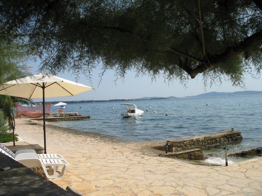 Sea House First Line Croatia Zadar Apartments For Rent Sea House Apartments For Rent Zadar