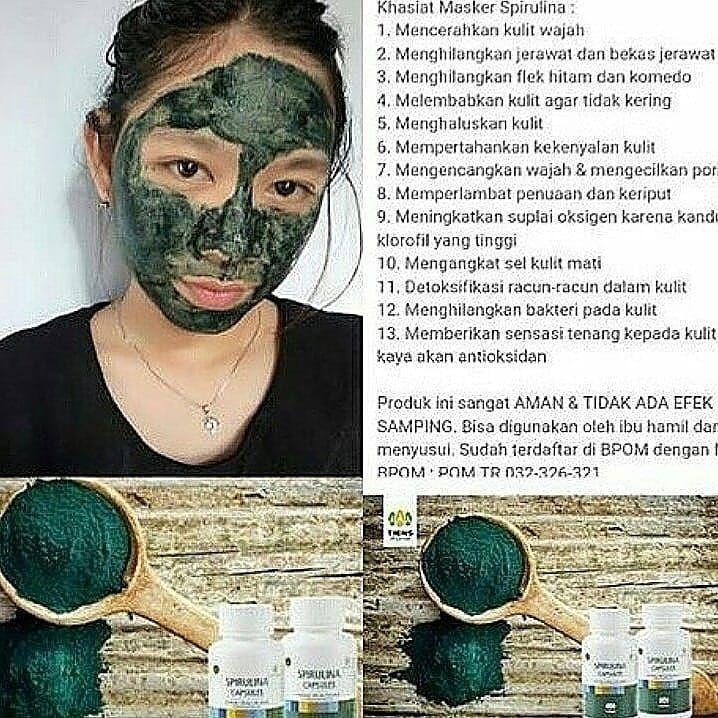 Masker Yang Bagus Untuk Jerawat Dan Komedo