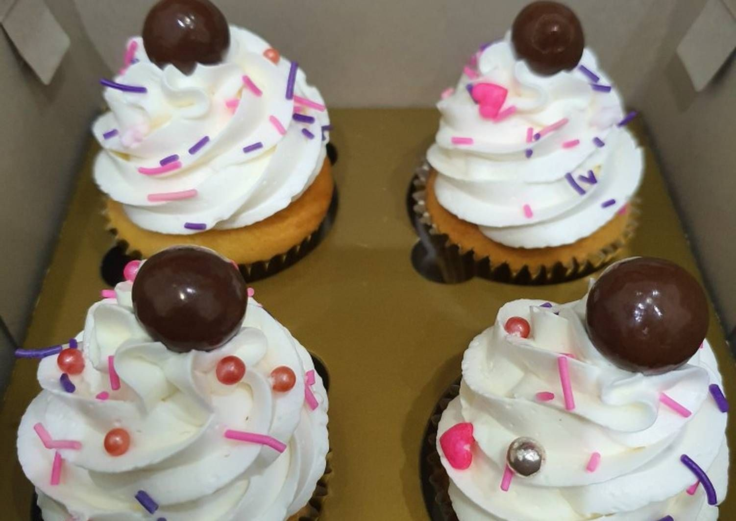 Resep Cupcake Ncc Anti Gagal Oleh Juan S Kitchen Resep Resep Kue Kue Resep