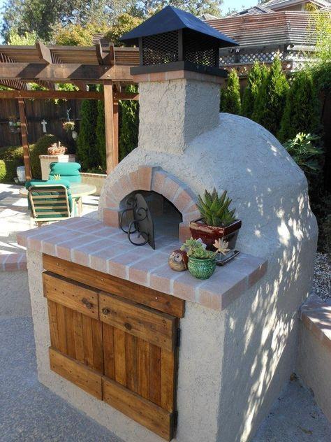 Vulichni Pichki Ta Mangali Mit Bildern Pizzaofen Fur Draussen Diy Pizzaofen Design Fur Aussenkuche
