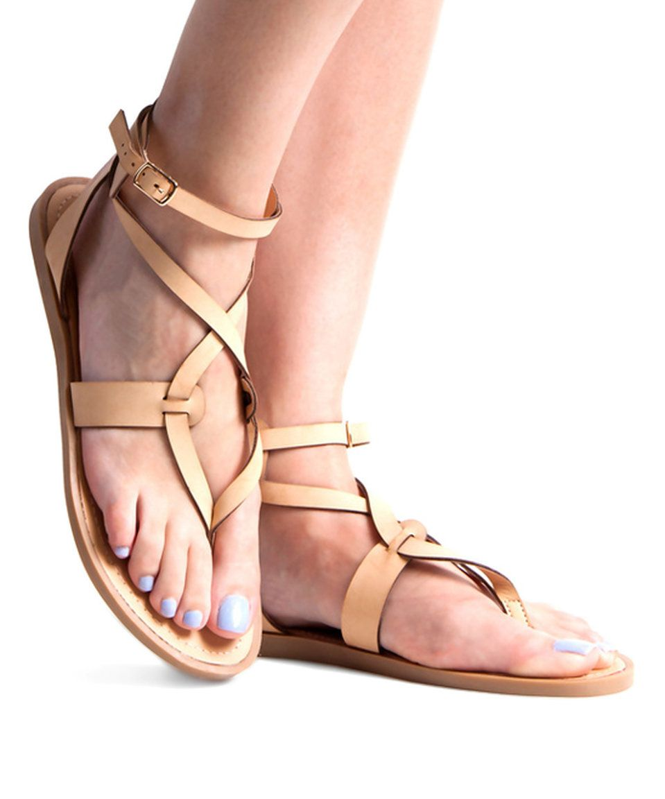 Take a look at this Shu Shop Natural Gianna Sandal today!