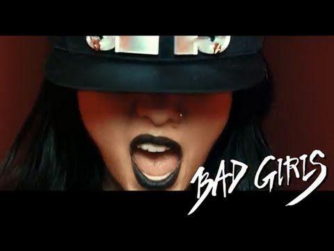 #LEEHYORI [MV]BAD GIRLS