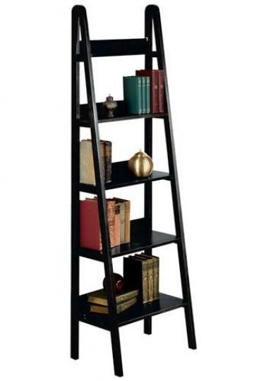 Ladder Style Bookcase