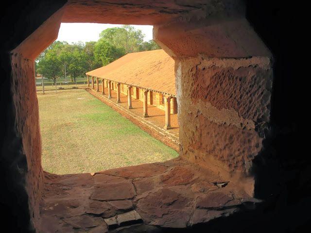 Por Tierra Por La Tierra San Cosme Y Damián El Observatorio De Los Jesuitas Http Portierraporlatierra Blogspot Asuncion Paraguay Paraguay El Observatorio