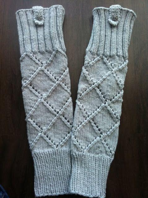 Beinstulpen nach DROPS design - by aennie | knitting ~ yarn ...