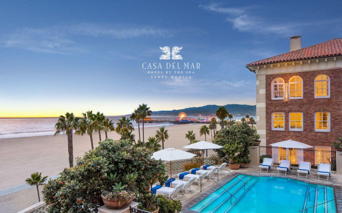 Terrazza Lounge Is A Santa Monica Mediterranean Restaurant