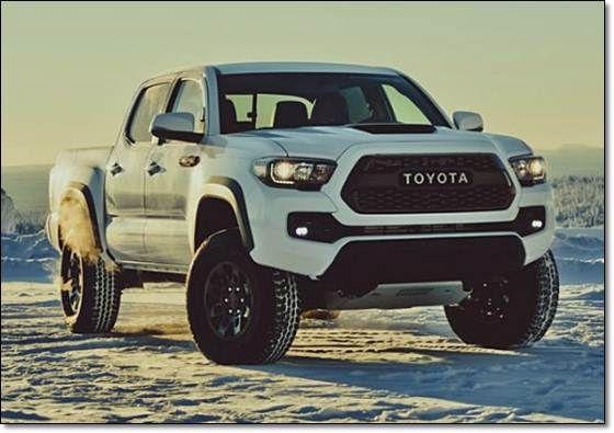 2018 Toyota Tundra Concept Truck