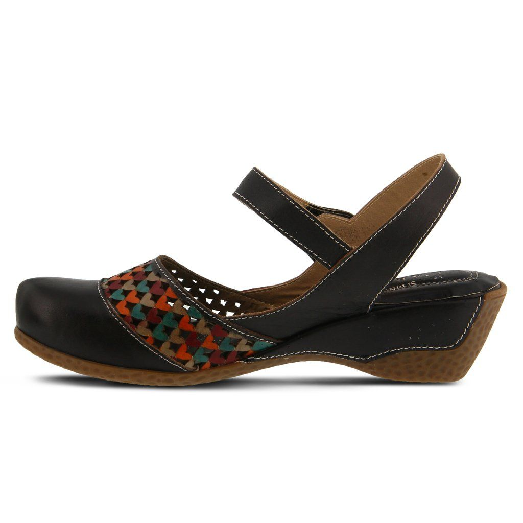 Amour sandal Spring step shoes, Womens sandals, Closed