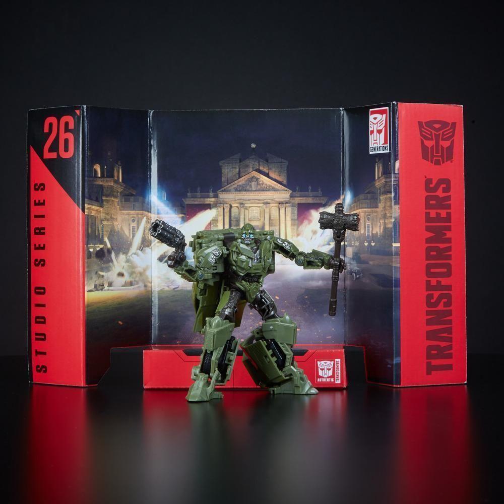 Transformers Studio Series 26 Deluxe guerre mondiale deux Bumblebee Figure