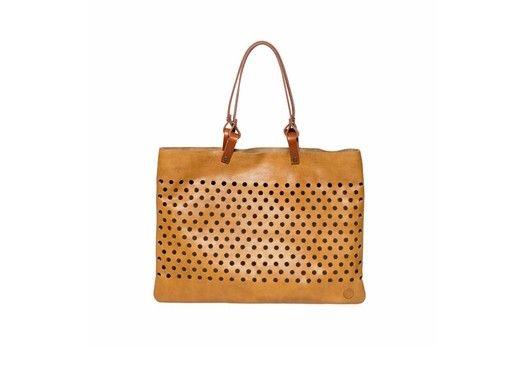 Reika Leather Bag Honey By Elk Bags Better Living Through Design