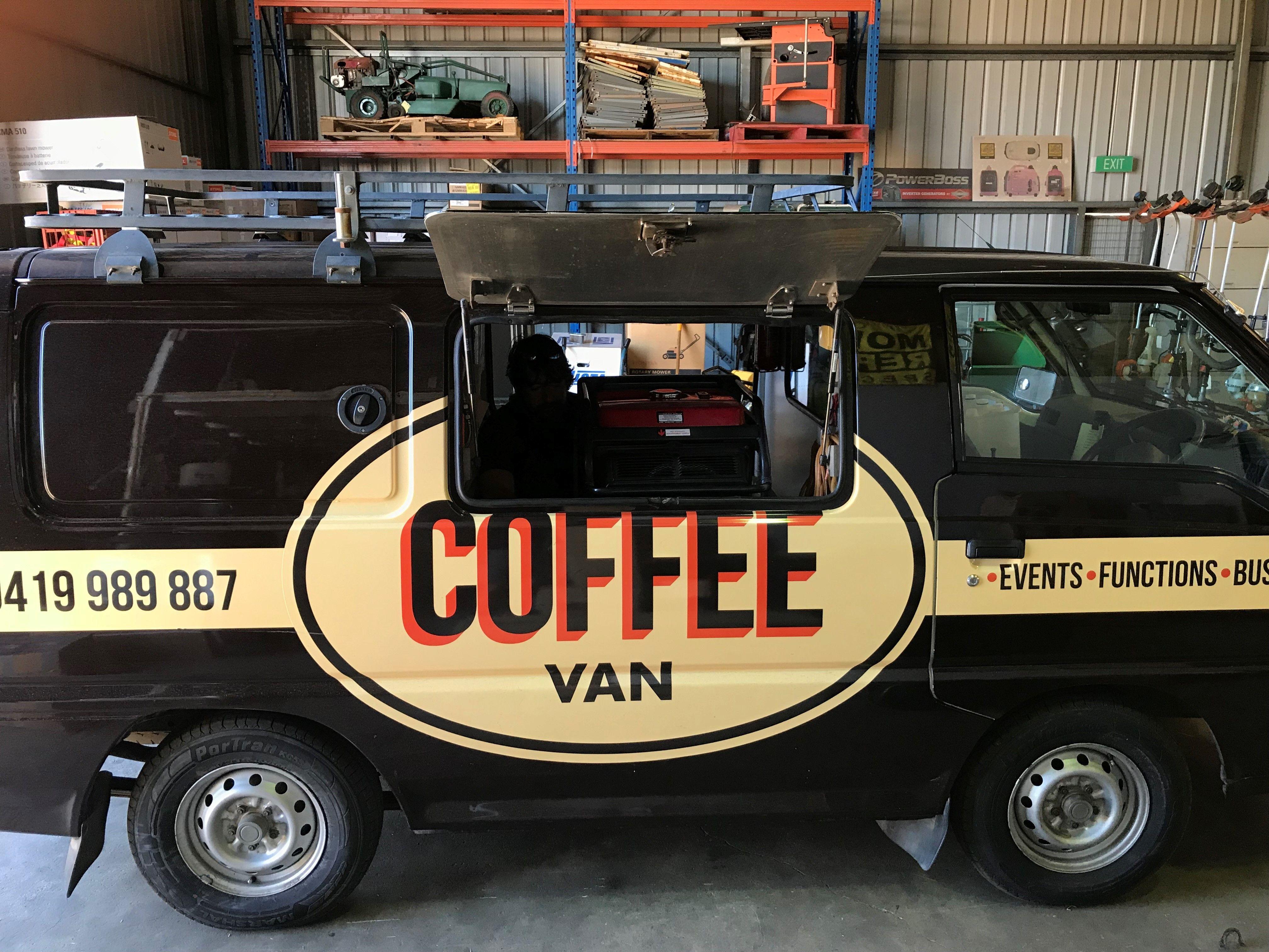 Technician Darren is making sure the Honda Generator in Geraldton's Coffee Van is spot on. Thousands of tired Gero Coffee lovers rely on you mate.    #geraldtoncoffeevan #hondapowerequipment #em50 #Generator #geraldtonmowers #gerladton #weareyardsinfront #hondapower #hondadealer #authoriseddealer #geraldtoncoffee @hondapowerequipmentau