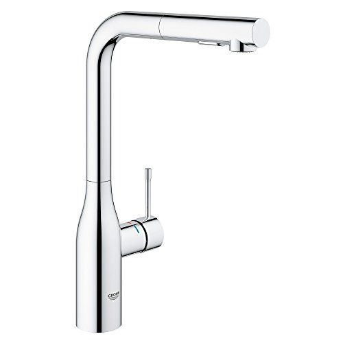 Essence New SingleHandle PullOut Kitchen Faucet with Dual Spray >>> Want additional info? Click on the image-affiliate link. #HomeImprovement SALE