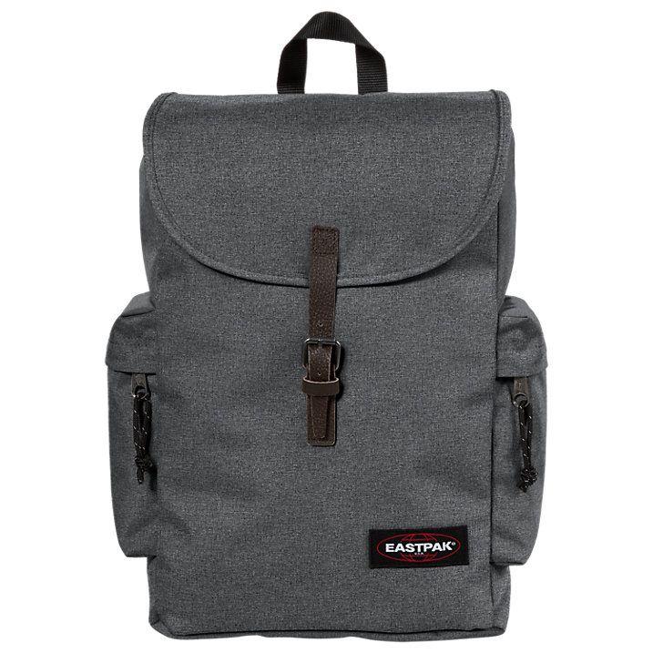 Black Backpack Denim Backpacks Austin Eastpak And Denim E65w0pcq
