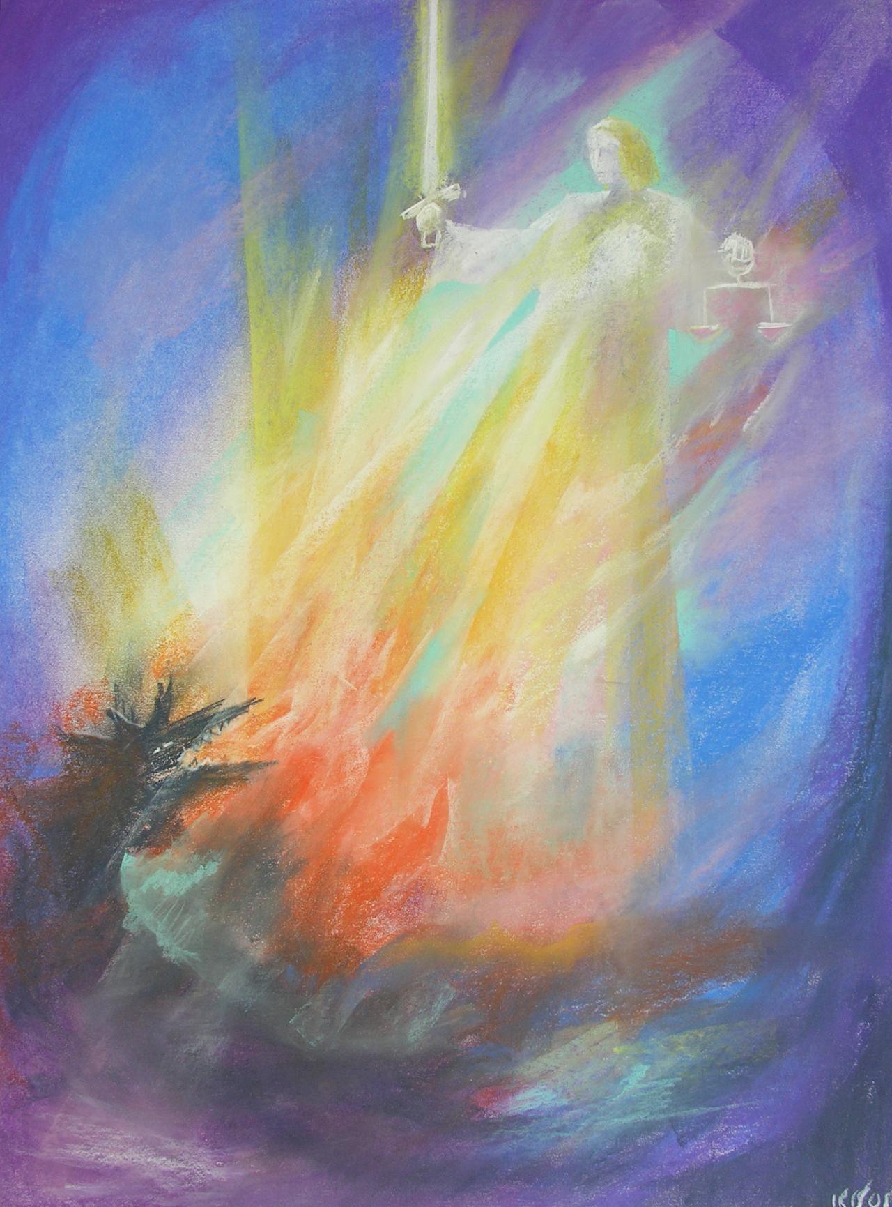 inviting Spirit - latest paintings