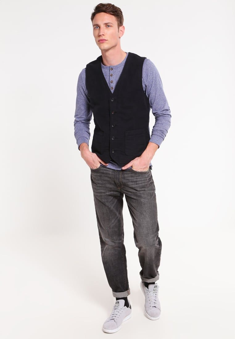 ¡Consigue este tipo de chaleco de S.Oliver RED LABEL ahora! Haz clic para ver los detalles. Envíos gratis a toda España. S.Oliver RED LABEL Chaleco charcoal: s.Oliver RED LABEL Chaleco charcoal Ofertas   | Material exterior: 100% algodón | Ofertas ¡Haz tu pedido   y disfruta de gastos de enví-o gratuitos! (chaleco, vest, waistcoat, waist coat, sleeveless jacket, gilet, vests, chaleco, weste, chaleco, gilet, gilet)