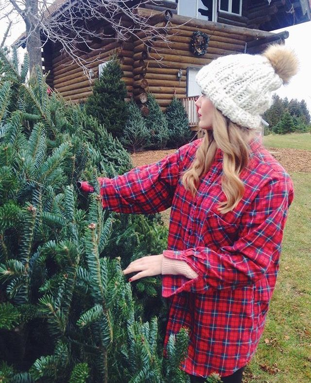 Christmas Tree Farm @sydhoff3 #ChristmasTree #ChristmasTreeFarm