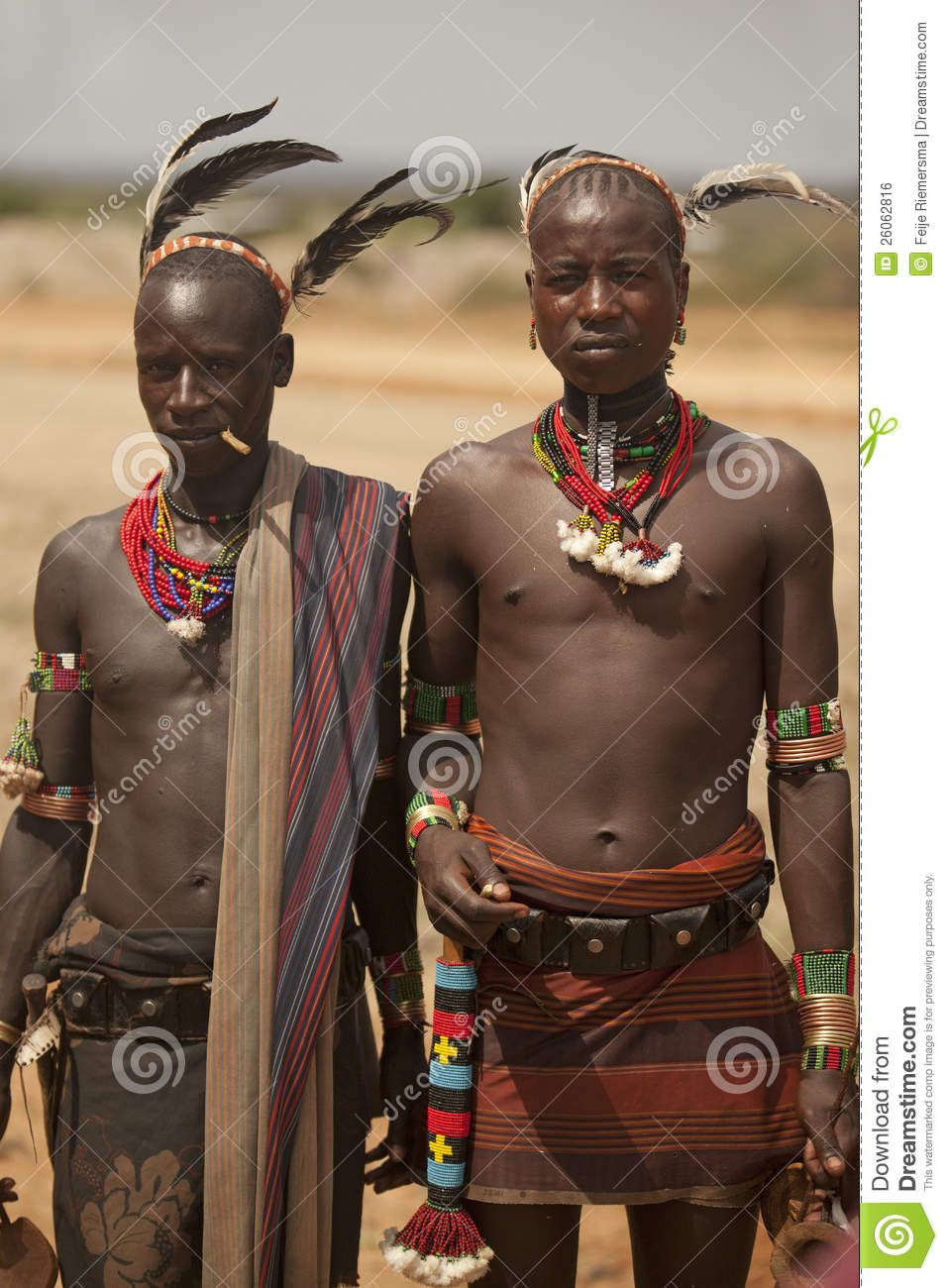 African Tribal Men Editorial Photo - Image 26062816 -3814